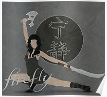 "Firefly ""River Tam"" Poster"