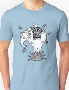 White Elephant T-Shirt Unisex T-Shirt