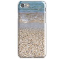 blue sky and clear sea iPhone Case/Skin