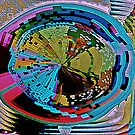 Psychedelic Distortion by George Hunter