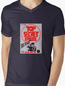 Golgo 13 Mens V-Neck T-Shirt