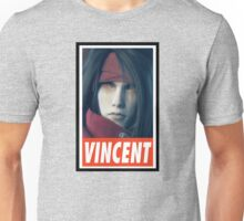 (FINAL FANTASY) Vincent Valentine Unisex T-Shirt