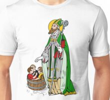 ST NICHOLAS OF BARI Unisex T-Shirt