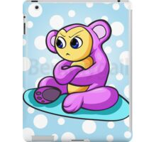 Mushu The Hungry Little Monster iPad Case/Skin