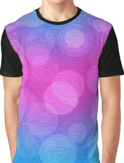 Colorful circles  Graphic T-Shirt