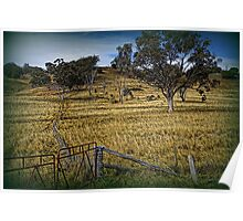 Boundary Fence Poster