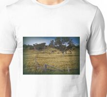 Boundary Fence Unisex T-Shirt