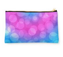 Colorful circles  Studio Pouch