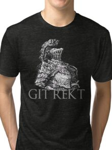 Havel The Rock (GIT REKT)  Tri-blend T-Shirt