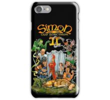 Simon the sorcerer 2 iPhone Case/Skin