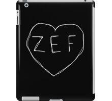 ZEF iPad Case/Skin