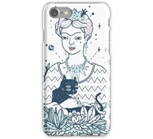 Cosmic Frida iPhone Case/Skin
