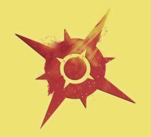 Pokémon Sun Logo Kids Tee
