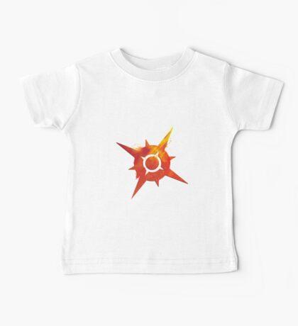 Pokémon Sun Logo Baby Tee
