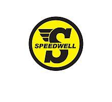 Speedwell mini Photographic Print