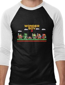 Wonder Boy Men's Baseball ¾ T-Shirt
