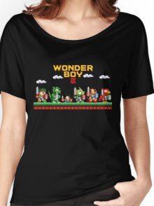 Wonder Boy Women's Relaxed Fit T-Shirt