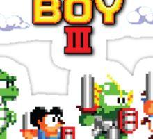 Wonder Boy Sticker
