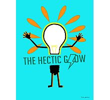 The Hectic Glow Poster (found in Hazel's room) Photographic Print