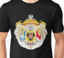 coat of arms two Unisex T-Shirt