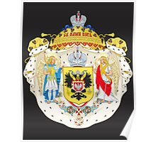 coat of arms two Poster