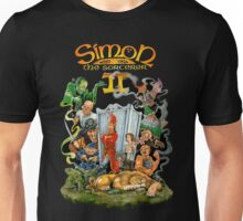 Simon the sorcerer 2 Unisex T-Shirt