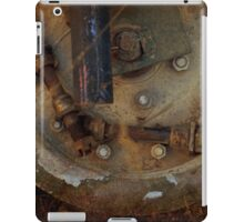 Rusted Nuts and Bolts iPad Case/Skin