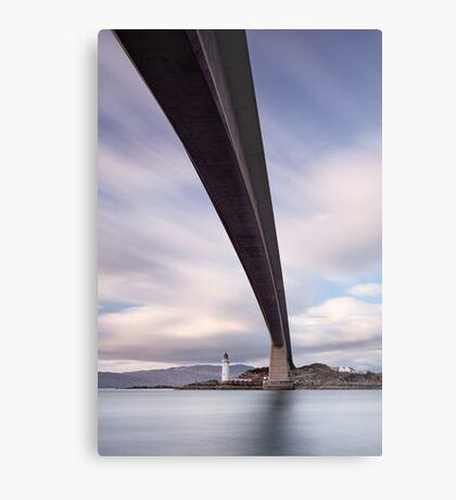 Under the Skye bridge Metal Print