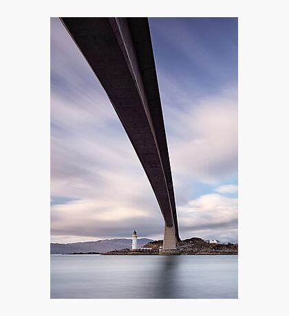Under the Skye bridge Photographic Print