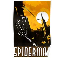 The Amazing Spiderman - New York Poster