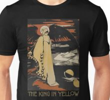 Robert W. Chambers' The King In Yellow Unisex T-Shirt