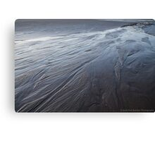 Formations Canvas Print