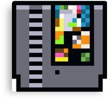 NES Cartridge Canvas Print