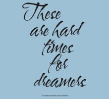 Amelie - These Are Hard Times For Dreamers by scatman