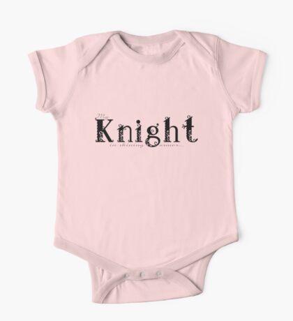 My Knight in shining armor... One Piece - Short Sleeve