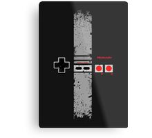 Nintendo Entertainment System Metal Print