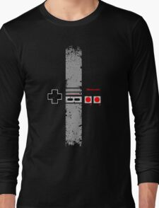 Nintendo Entertainment System Long Sleeve T-Shirt
