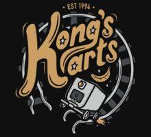 Kong's Karts by amandaflagg