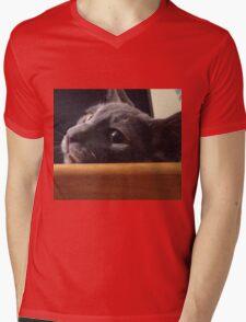 Restful thinking.. Mens V-Neck T-Shirt