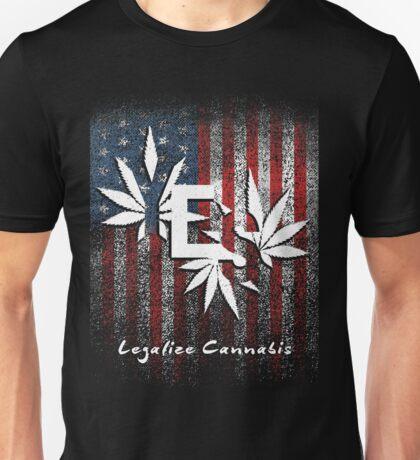 Legalize Cannabis Unisex T-Shirt