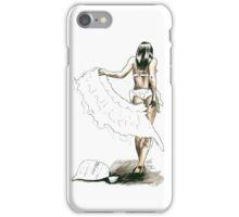 Midori Dusk - Swan Jovi iPhone Case/Skin