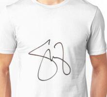 selena gomez signature overlay Unisex T-Shirt