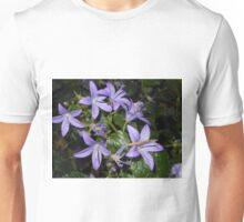 Lavender Stars Unisex T-Shirt