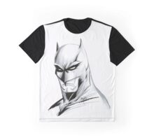 The Caped Crusader Graphic T-Shirt