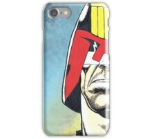 I am the Law iPhone Case/Skin