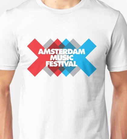 Amsterdam Music Festival - AMF Unisex T-Shirt