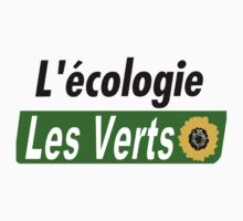 Europe Ecology, The Greens (Europe écologie – Les Verts EELV) Kids Tee