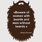 Beard-Collection - Beware by DarkChoocoolat