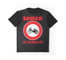 SAIGON Graphic T-Shirt