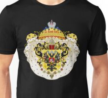 coat of arms three Unisex T-Shirt